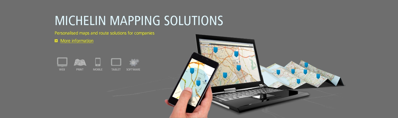 Michelin Mapping Solutions